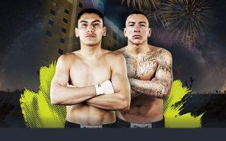 Golden Boy Promotions Presents Ortiz Jr vs. Vargas