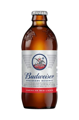Budweiser Brews Limited Lager For Moon Landing 50th