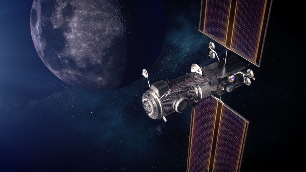 Northrop Grumman snags $187 million to design NASA's lunar Gateway habitat for astronauts