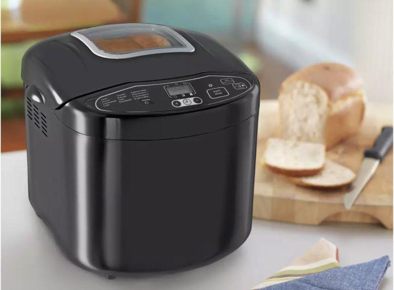 Russell Hobbs breadmaker in black