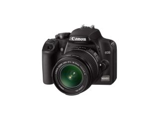 Canon EOS 1000D: we've had a look and are impressed