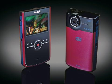 Kodak Zi8