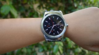 The LG Watch Urbane