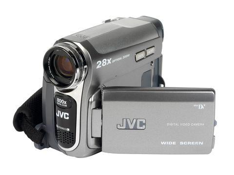 NEW DRIVER: JVC GR D720E
