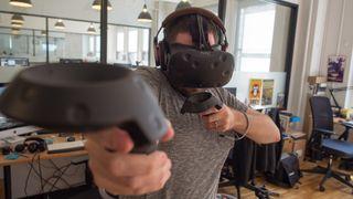 VR at E3