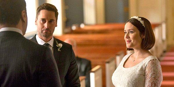 Tom And Liz Ryan Eggold Megan Boone The Blacklist NBC