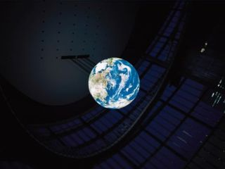 Mitsubishi unveils 6m-wide OLED globe in Tokyo museum