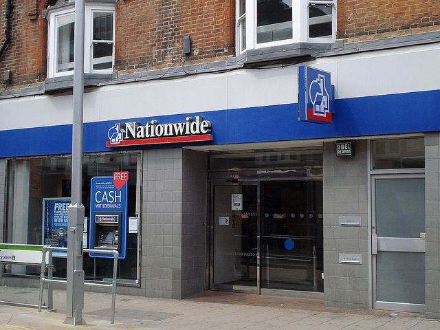 Can I Take Old  To The Nationwide Building Society