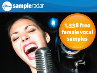 SampleRadar: 1,338 free female vocal samples | MusicRadar