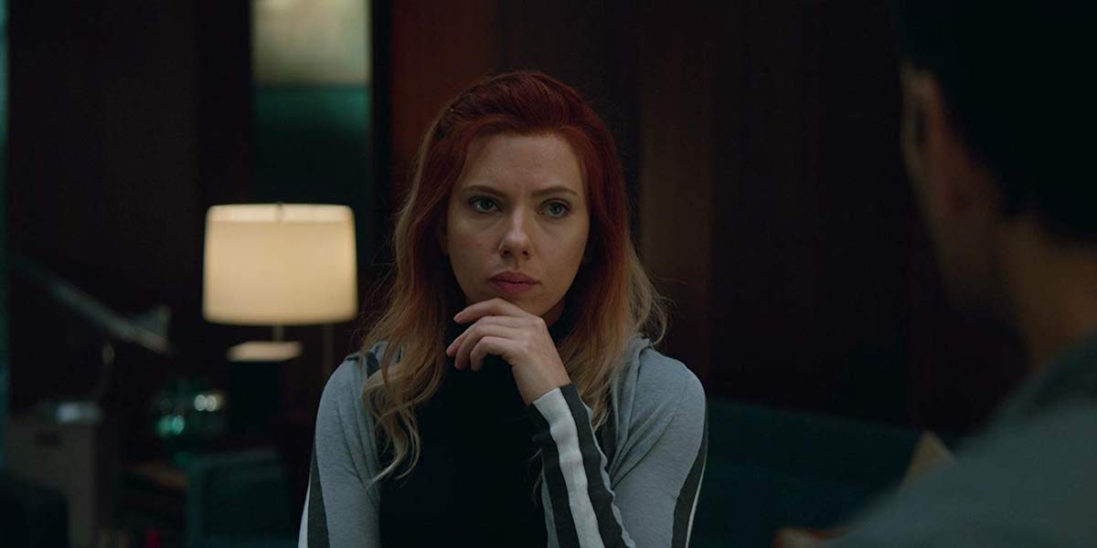 Is Black Widow Really Just An Afterthought In The MCU?