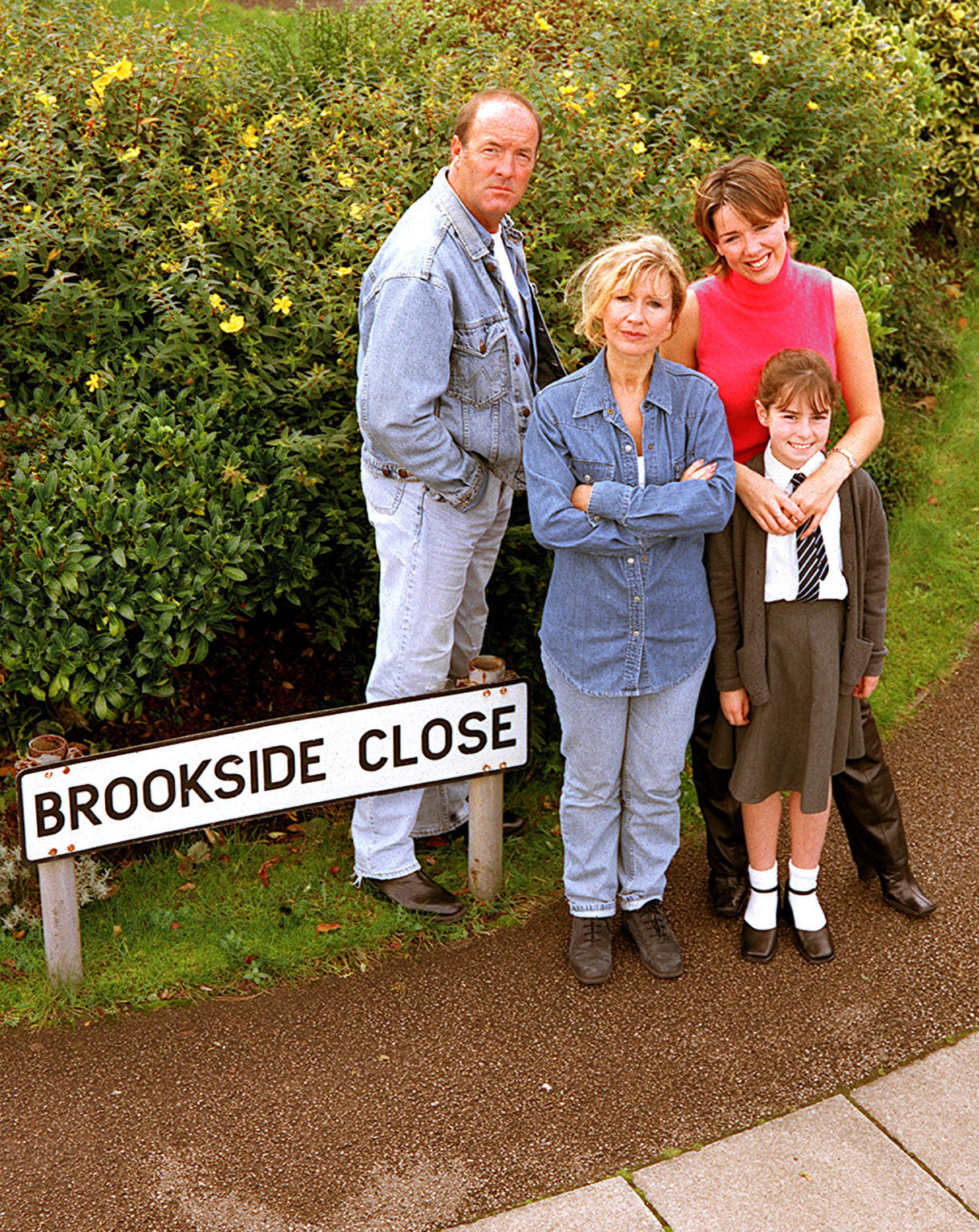 Brookside's Dean Sullivan 'wants to cross soaps'