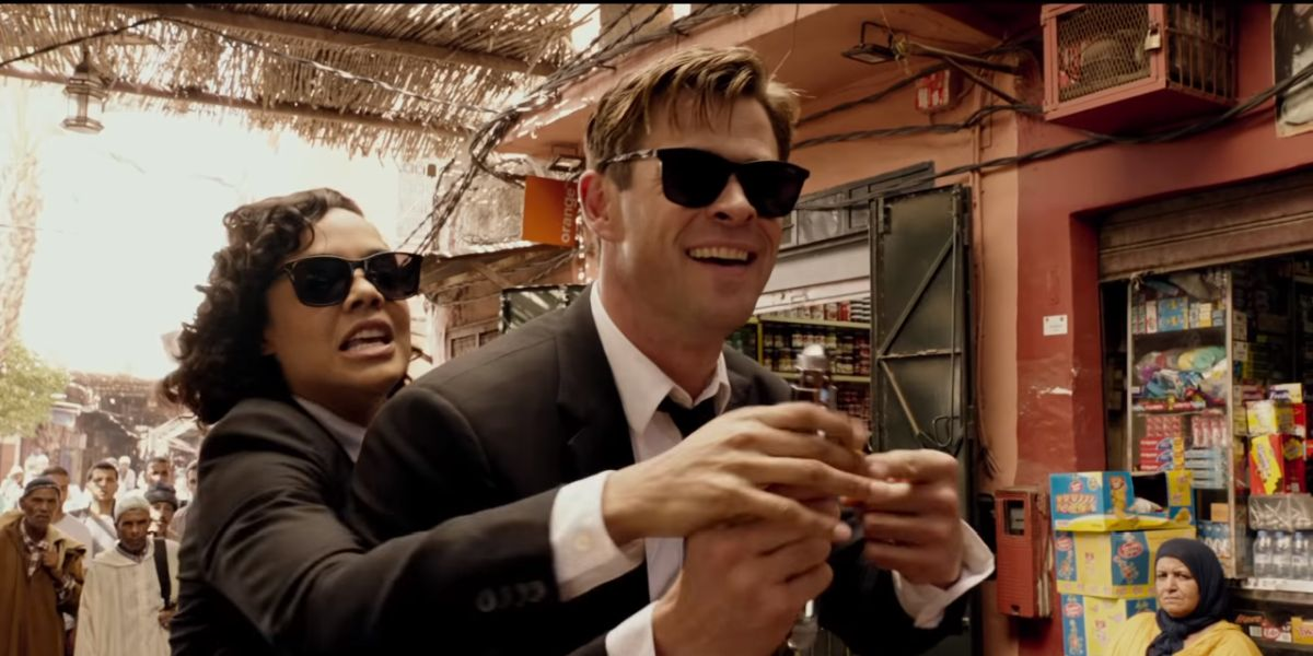 Men In Black International Wants To Sell You A Neuralyzer In Parody Ad