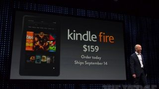Kindle Fire upgraded