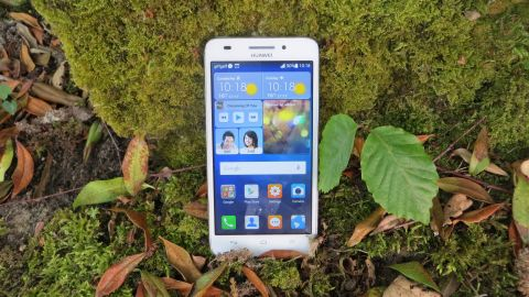 Huawei Ascend G620S review