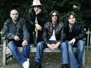 The Verve's album Forth is released in August