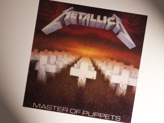 Master Of Puppets has been voted Metallica's best-ever album
