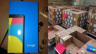 Nexus 5 gets box fresh in latest leaks