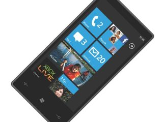Windows Phone 7 - upgraded