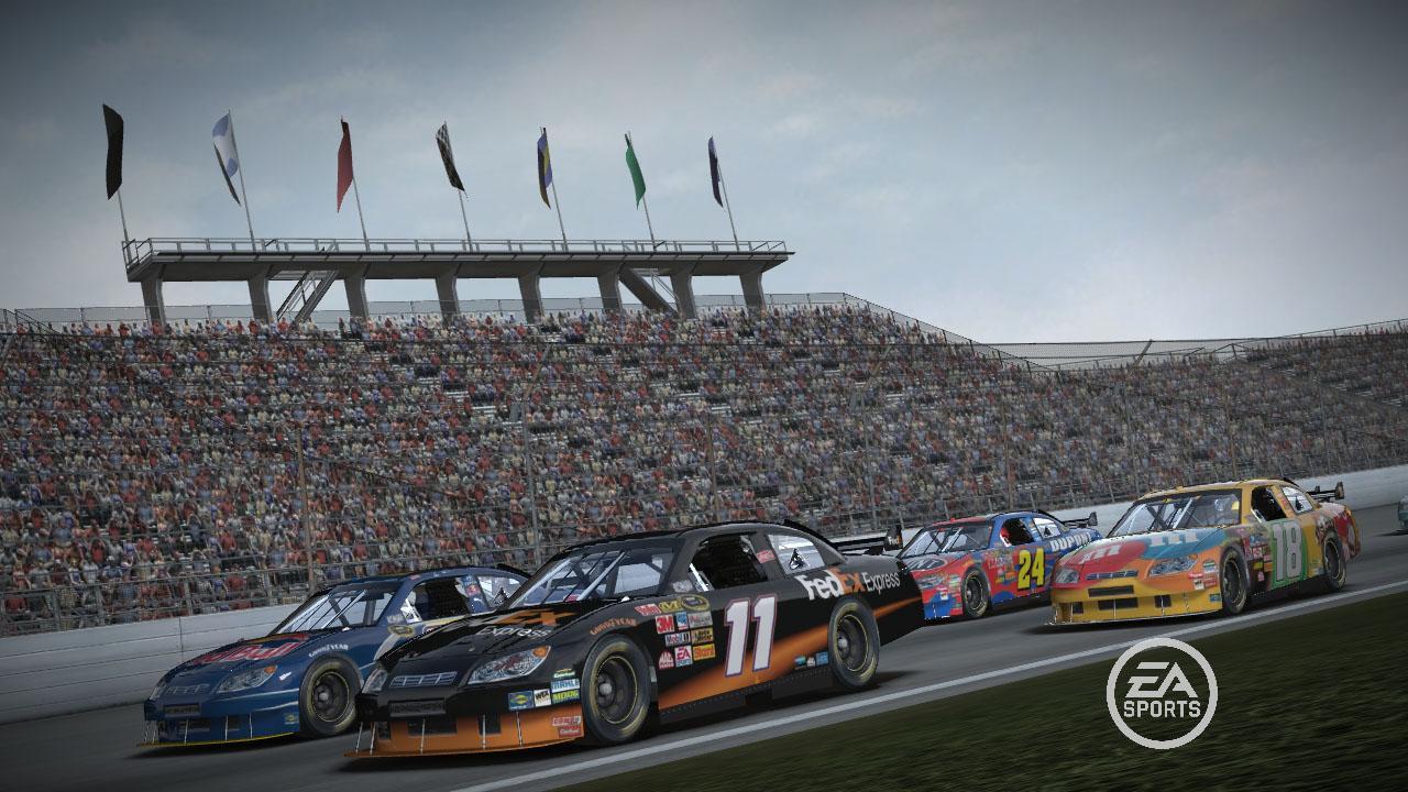 NASCAR 09 (PS3)