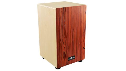 The Cajon: a drum kit in a box.