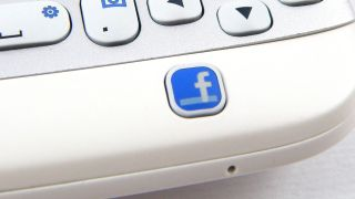 HTC Facebook button