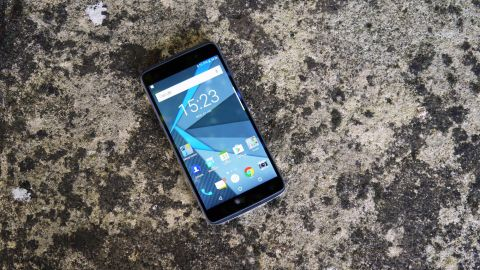 BlackBerry DTEK50 review