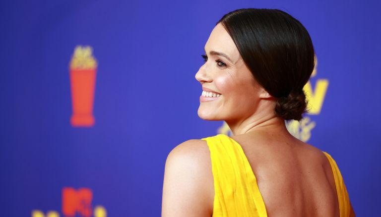 Mandy Moore, MTV Movie Awards 2021 red carpet