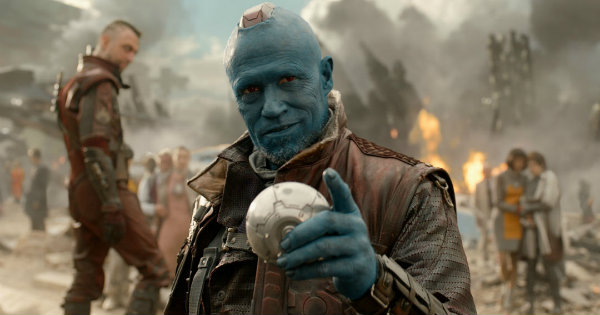 Guardians Of The Galaxy's Michael Rooker Made The Most Badass Comic Con Entrance Ever, Check It Out