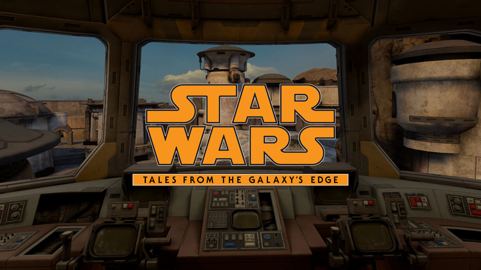 Best Oculus Quest games 2021: star wars tales from the galaxy's edge