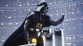 Darth Vader en Star Wars: El Imperio contraataca