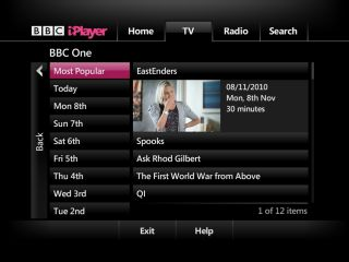 BBC iPlayer - growing