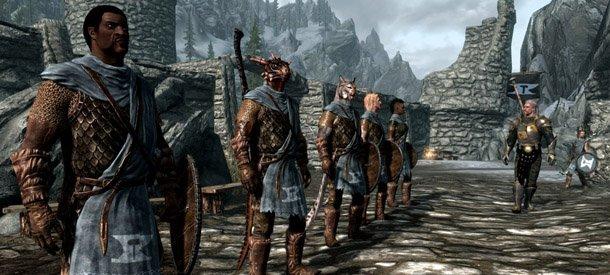 the best skyrim mods: helgen reborn