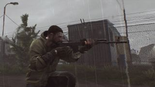 Escape From Tarkov combat footage is intense and Russian