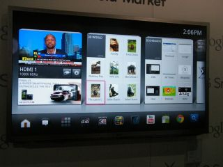 In pictures: LG Smart TV with Google TV