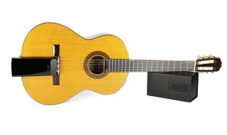 It proved an easy fit on our Alhambra classical, though slightly trickier on our Martin dreadnought