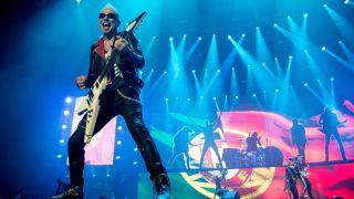 Scorpions live in Lisbon