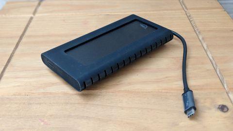 OWC Envoy Pro EX Thunderbolt 3 1TB portable SSD (2019)