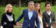 Schitt's Creek Creator Responds To Criticisms About The Show's Take On Social Issues
