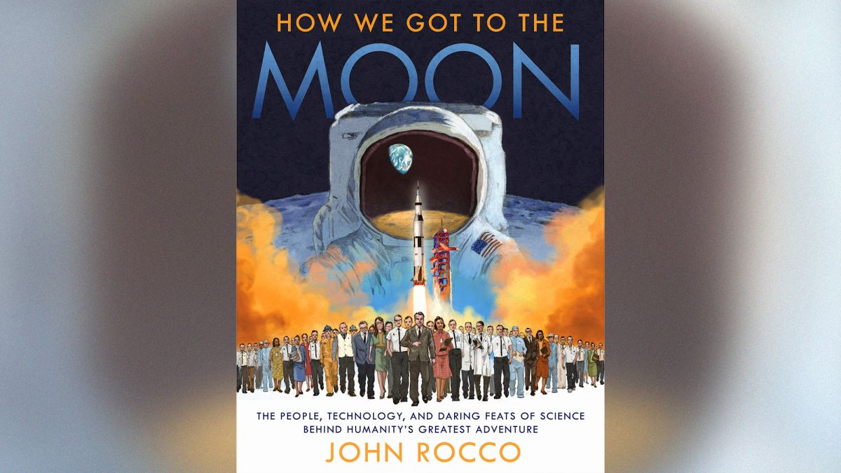 New book 'How We Got to the Moon' will reveal a stunning look at Apollo 11 (cover reveal)