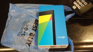 Google Nexus 7 2 on sale today