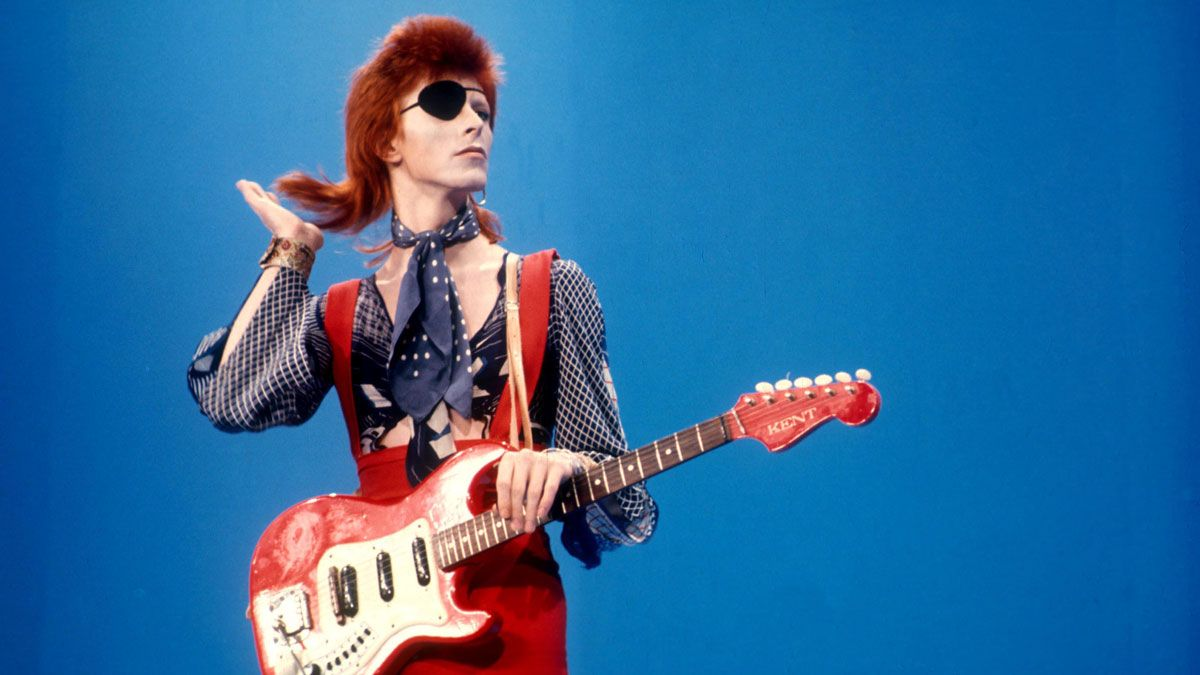 Guitar lesson: how to play 3 of the best David Bowie riffs