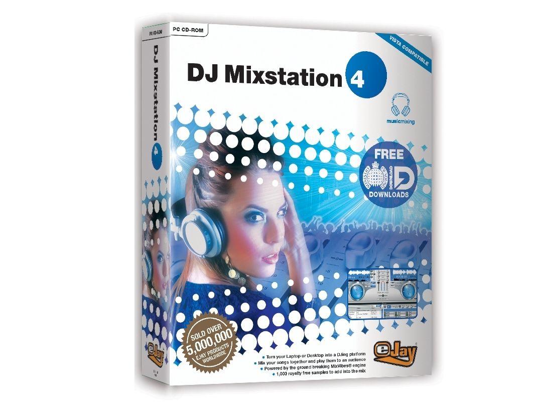 GRATUIT 4 TÉLÉCHARGER EJAY DJ MIXSTATION
