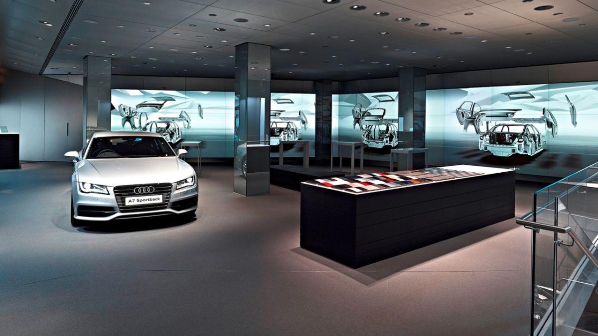 Audi S Digital Showroom Is The Ultimate Car Buying Experience Techradar