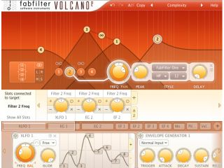 FabFilter Volcano 2 features customisable interface | MusicRadar