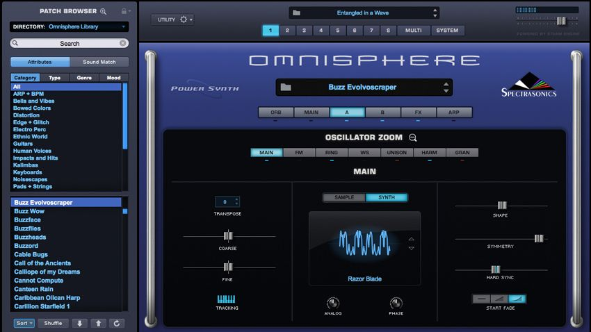 Clear out your hard drive: Omnisphere 2 is here | MusicRadar