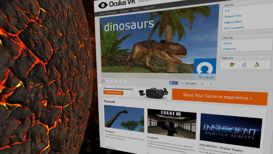 Best VR web browser: how to browse the internet in virtual reality