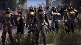 TESO Thieves Guild