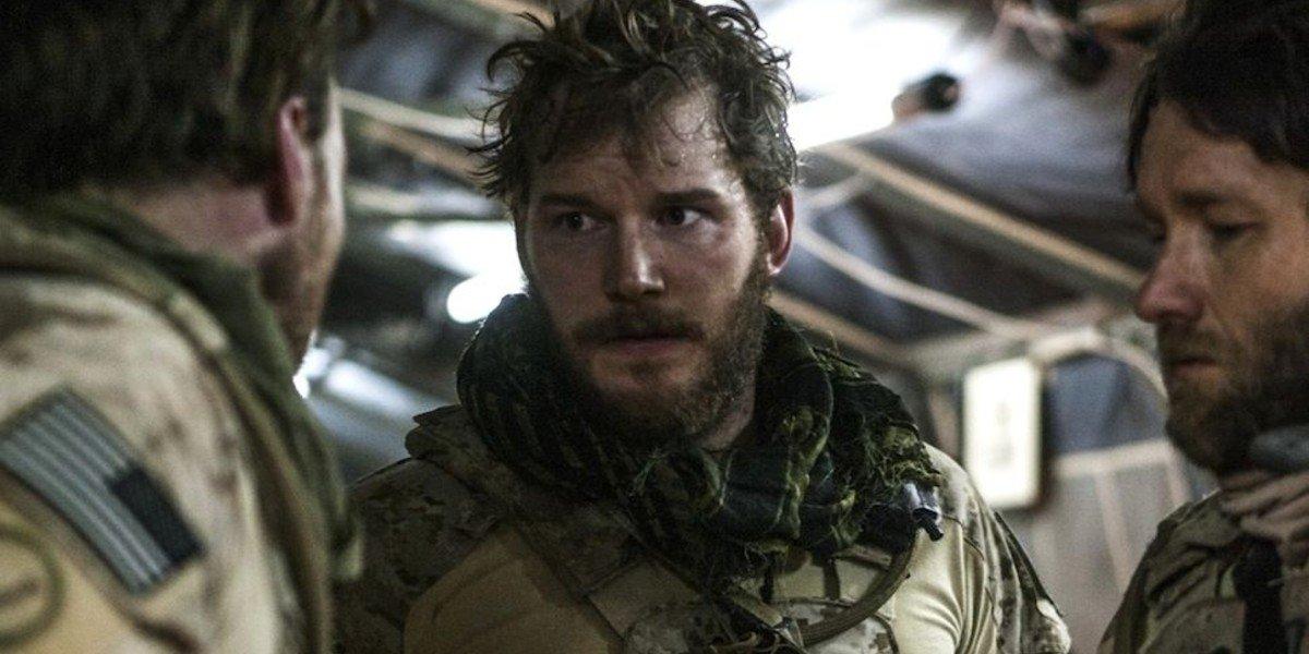 Chris Pratt, Joel Egerton - Zero Dark Thirty
