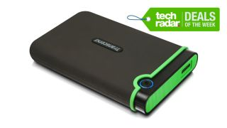 TechRadar's Deals of the Week: Transcend 1TB USB 3.0 HDD for £51.99 - Save £68!