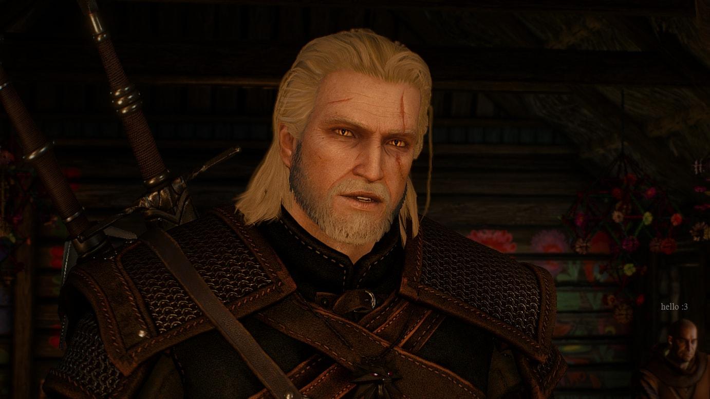 Finger Lickin' Geraldo mod makes The Witcher 3's Geralt even